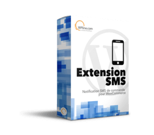 extension sms for wordpress